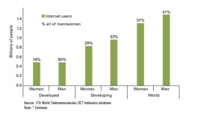 Understanding the Global Digital Gender Gap