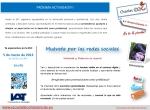 Charla de la Escuela Europea de Competencias, del Instituto Andaluz de Tecnología (IAT)