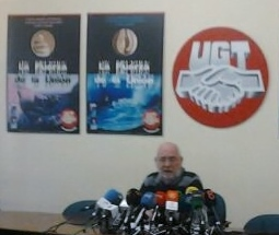 sindicato UGT Andalucía