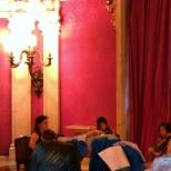 Tocando el cuarteto solista