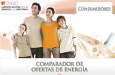 comparador oferta energia CNMC