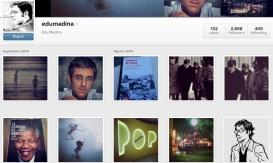 Edu Madina en Instagram