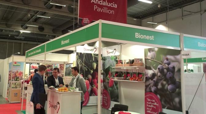 El sur de Europa exporta productos ecológicos al norte