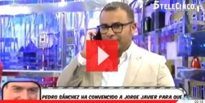 Pedro Sánchez llama a Sálvame